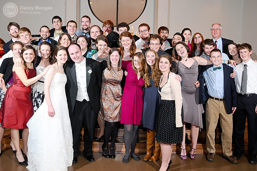 Erskine College Students and Friends | Davey Morgan Photography