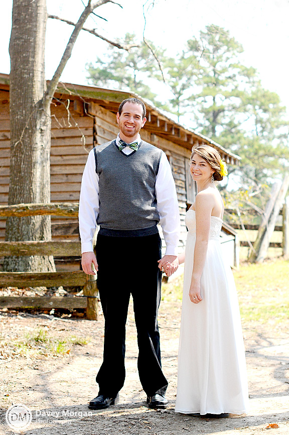 Outdoor wedding | Greenville, SC Wedding Photographer | Davey Morgan Photography (13)