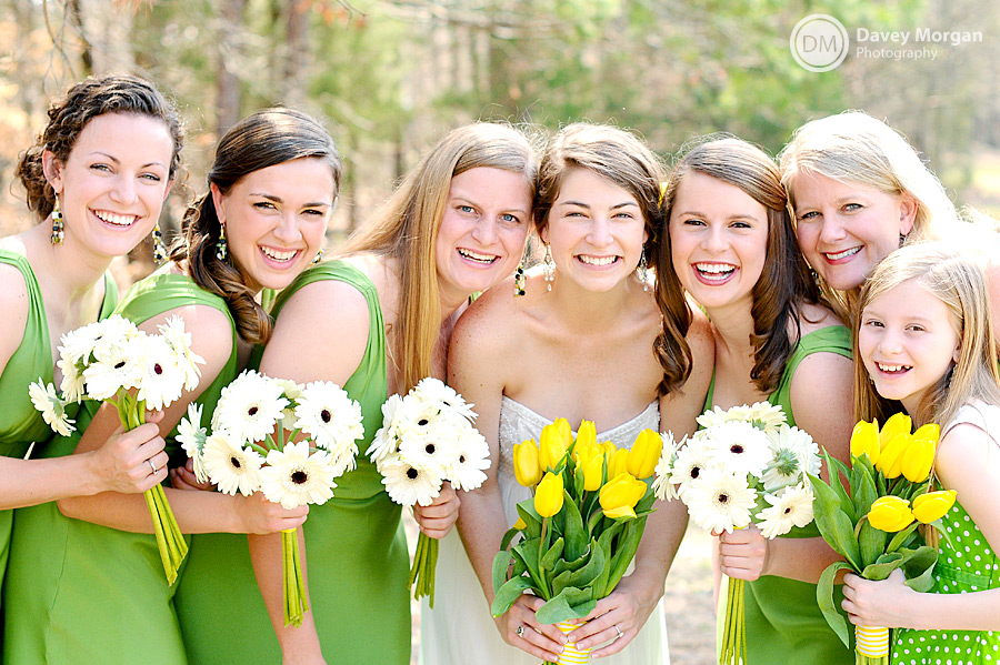 Outdoor wedding | Greenville, SC Wedding Photographer | Davey Morgan Photography (15)