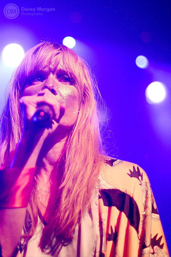Nanna Øland Fabricius | Oh Land performs at Music Box in Los Angeles, CA March 25, 2011 | Davey Morgan Photography