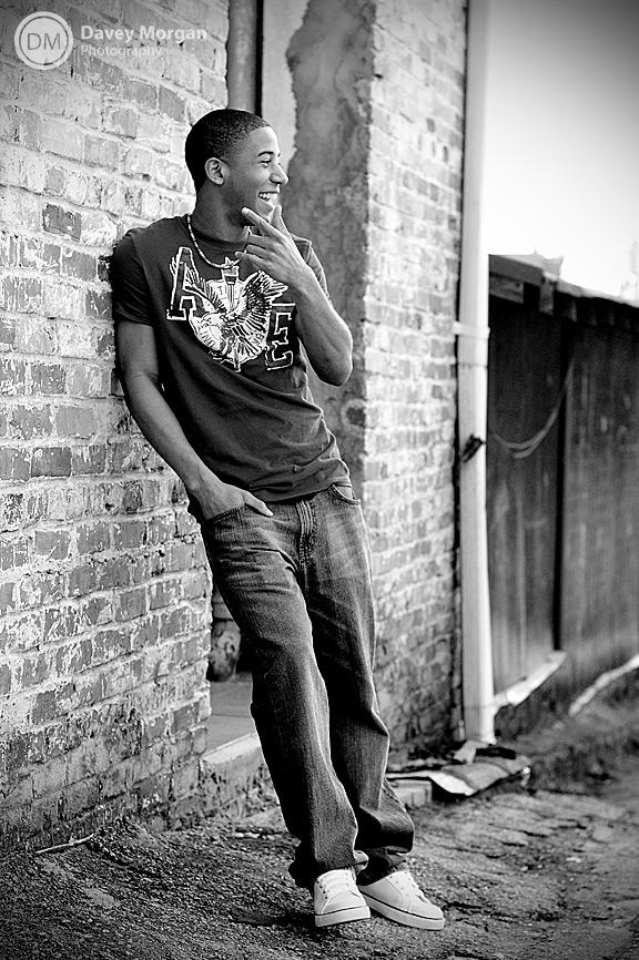 Upstate, Greenville, SC Male Model | Davey Morgan Photography