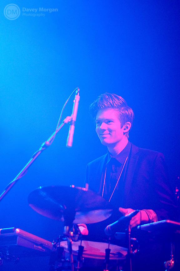 Oh Land | Drummer: Hans Hvidberg-Hansen | Davey Morgan Photography