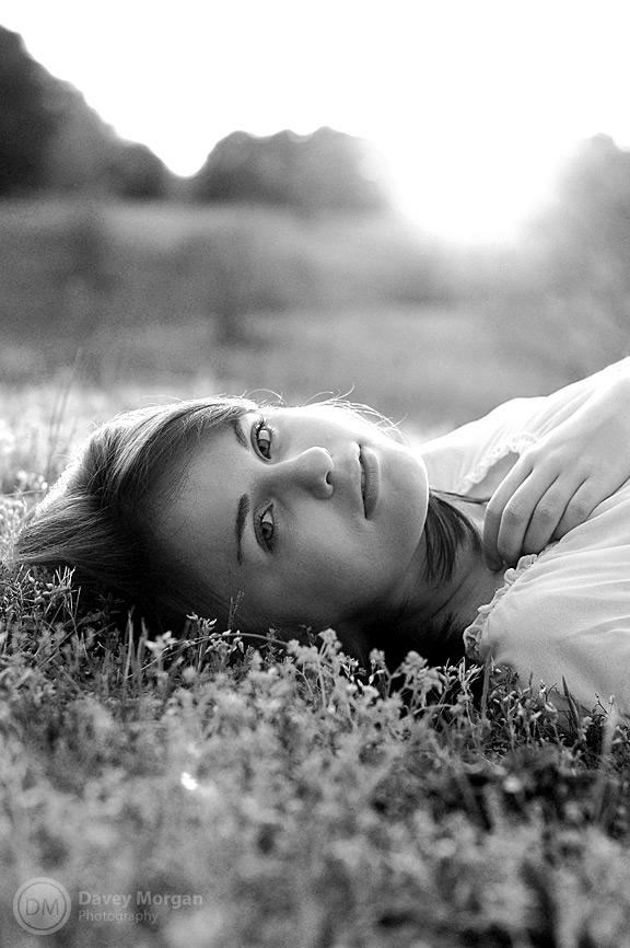 Actress Portfolio Photos | Davey Morgan Photography