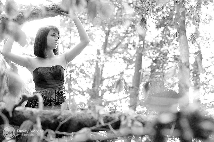 Outdoor Fashion Shoot | Greenville, SC | Davey Morgan Photography