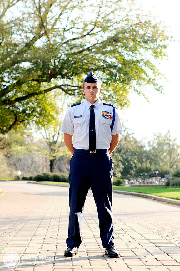 Greenville, SC Military Photographer | Davey Morgan Photography
