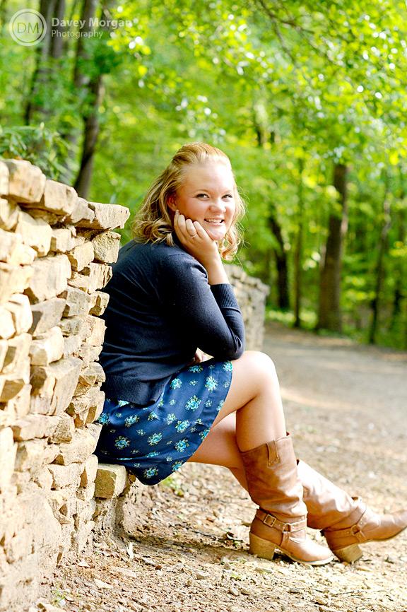 Portrait Photographer in Clemson, SC | Davey Morgan Photography