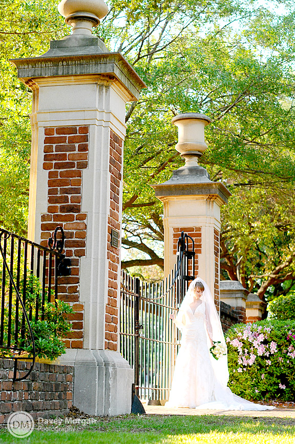 Greenville, SC Bridal Photographer | Davey Morgan Photography