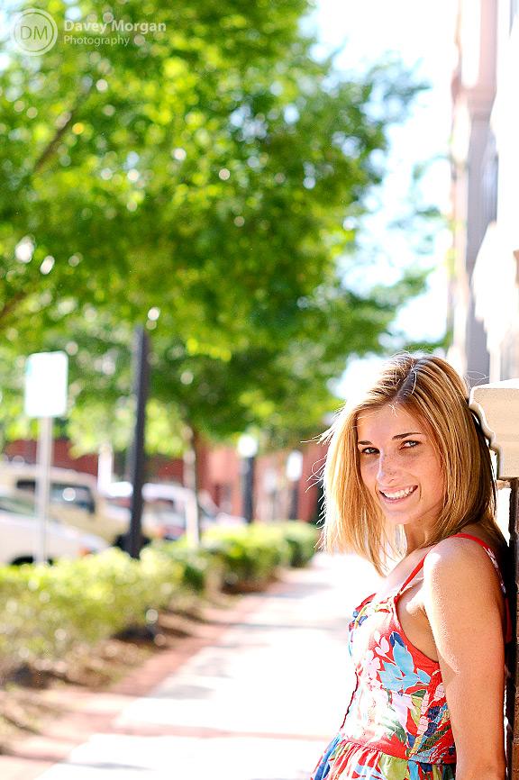 Fashion Photos Downtown Greenville, SC | Davey Morgan Photography
