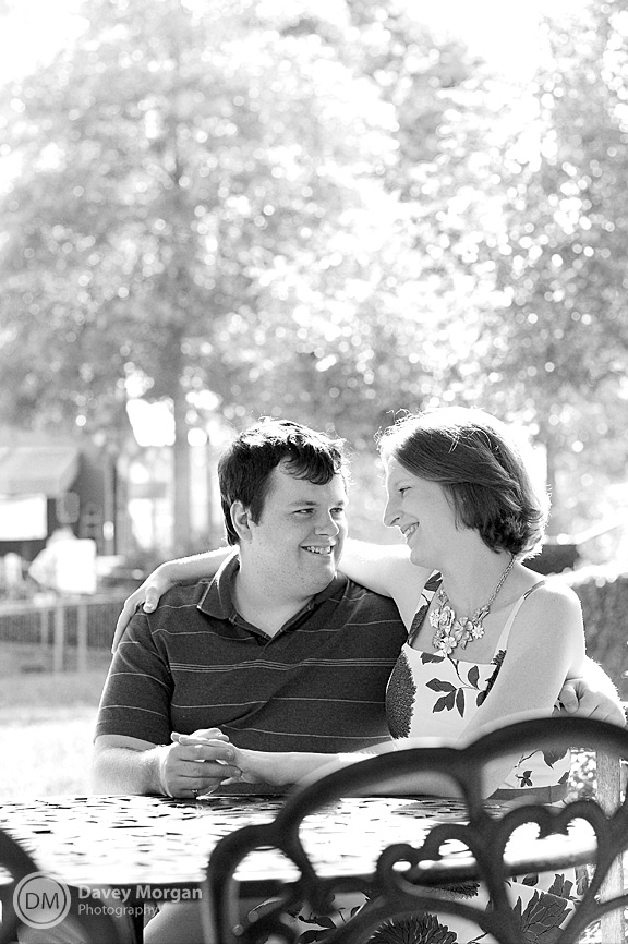 Greenville, SC Engagement Pictures | Davey Morgan Photography