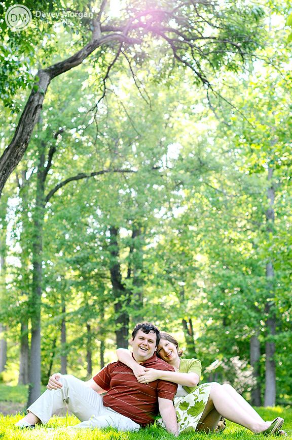 Falls Park in Greenville, SC | Davey Morgan Photography