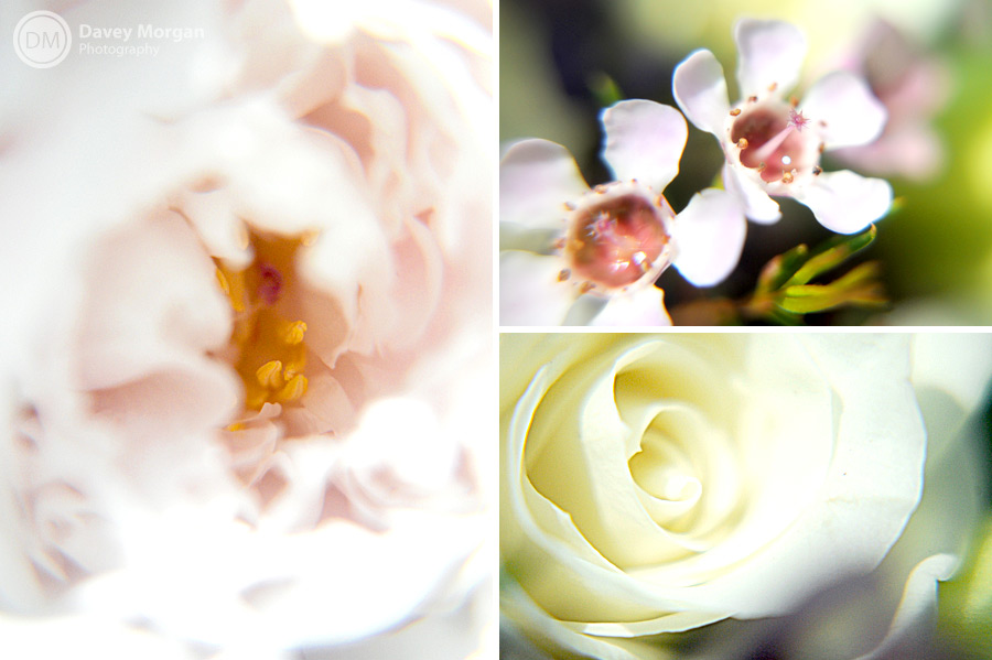 Wedding and Bridal Bouquet Details | Davey Morgan Photography
