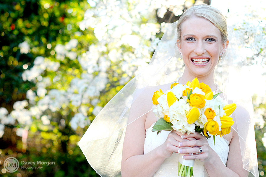 Bridal Bouquet | Bridal Pictures | Davey Morgan Photography