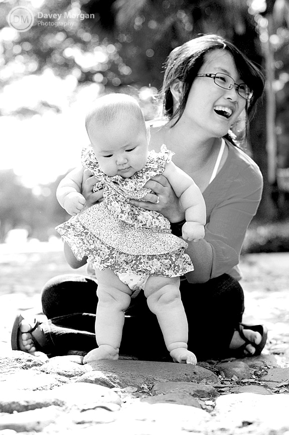 Photographer | Baby and Mother Pictures | Davey Morgan Photography