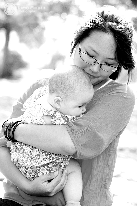 Mother and Baby Pictures | Charleston, SC | Davey Morgan Photography