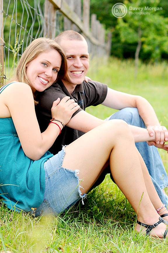 Engagement Photographer in Greenville, SC | Davey Morgan Photography