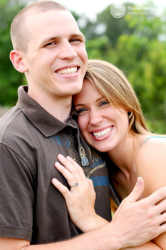 Picture of Engaged couple | Davey Morgan Photography