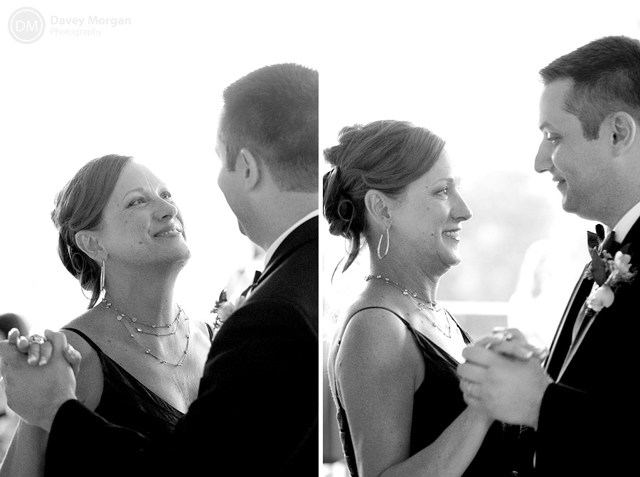 Groom and mother | Mother and son dance | Davey Morgan Photography