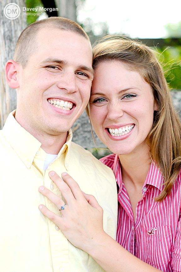 Engagement Photo | Davey Morgan Photography