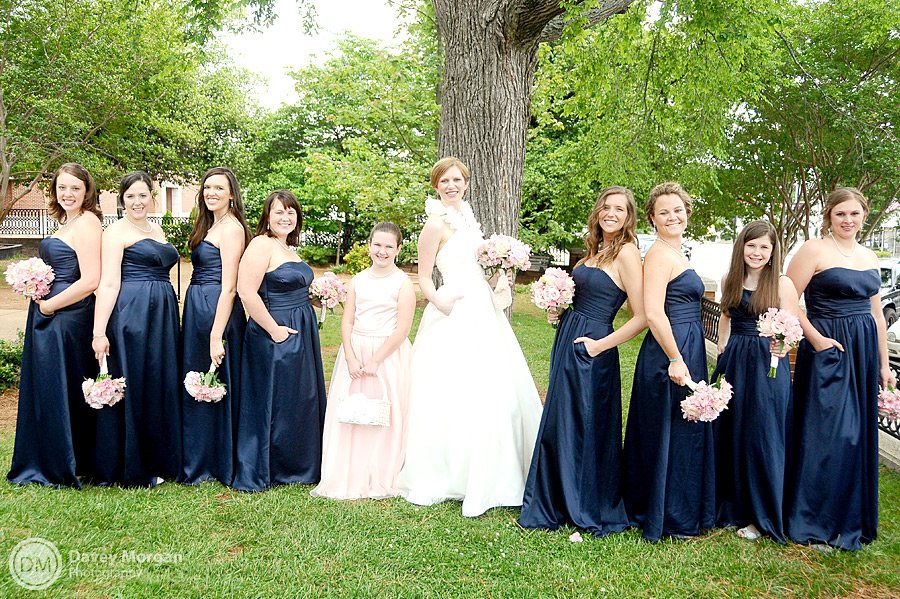 Statesville, NC Wedding Photographer | Davey Morgan Photography