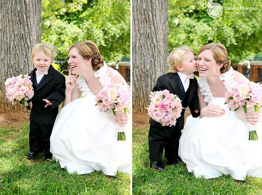Wedding Photographer in Statesville, NC | Davey Morgan Photography