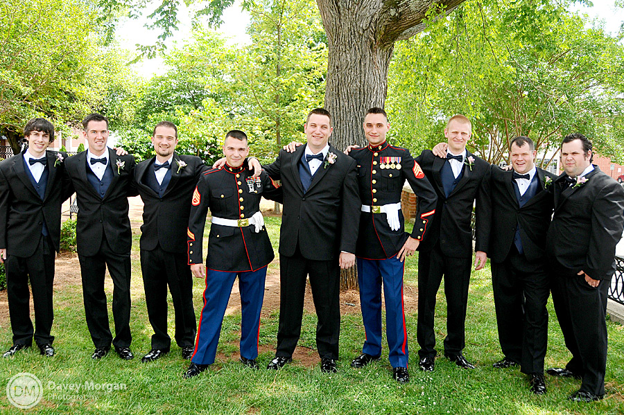Statesville, NC Wedding | Davey Morgan Photography