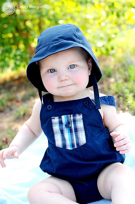 Baby Photographer in Greenville, SC | Davey Morgan Photography