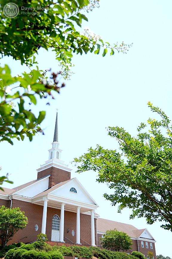 St Andrews Presbyterian Church, Columbia, SC | Davey Morgan Photography