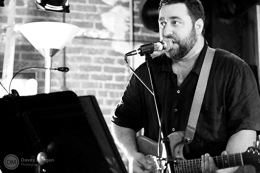 Matt Morgan at Chicora Alley, downtown Greenville, SC | Davey Morgan Photography