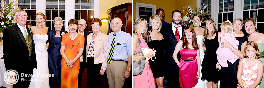 Wedding guests at Palmetto Collegiate Institute | Davey Morgan Photography
