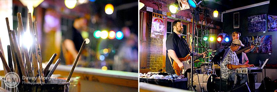Matt Morgan at Chicora Alley in Greenville, SC | Davey Morgan Photography