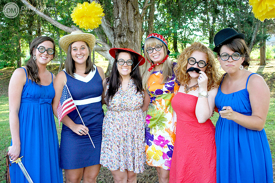 Photo Booth in Greenville, SC | Davey Morgan Photography