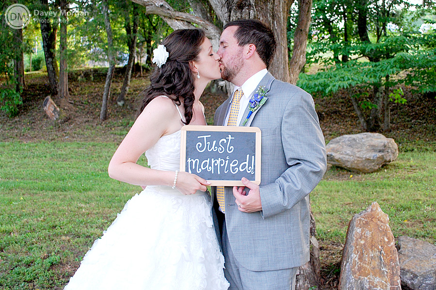 Rock Hill, SC Wedding Photographer | Davey Morgan Photography