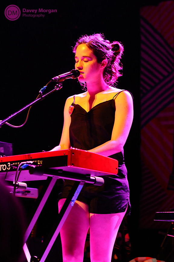 Ximena Sariñana in concert at Variety Playhouse in Atlanta, GA | Davey Morgan Photography