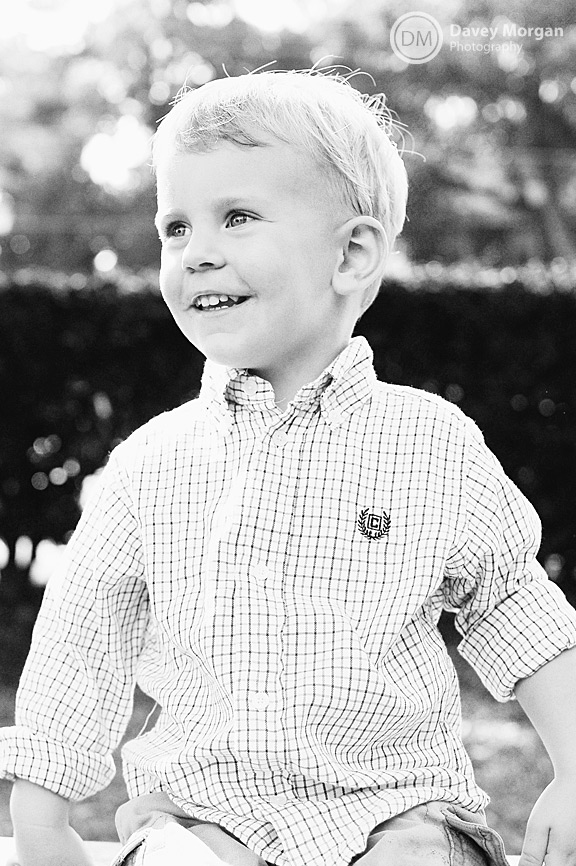 Black and white family Photographer | Davey Morgan Photography