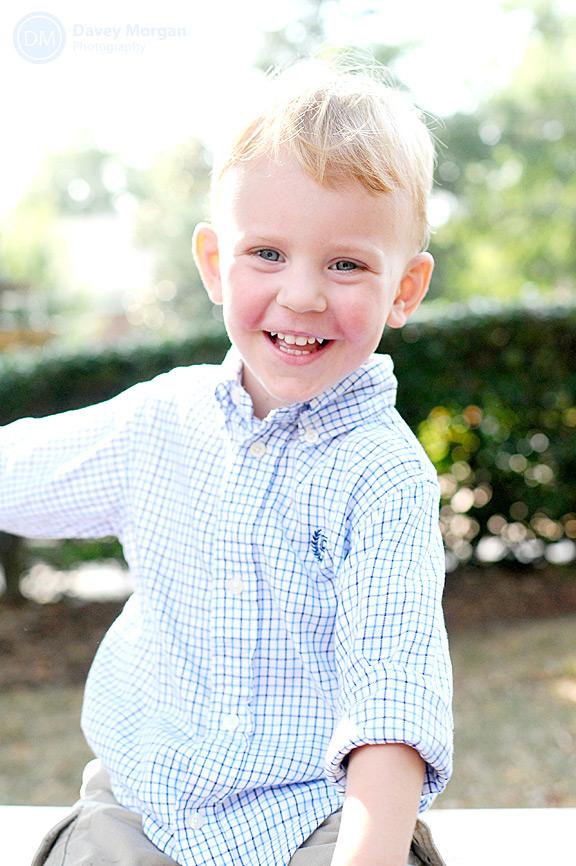 Children Photographer in Greenville, SC | Davey Morgan Photography