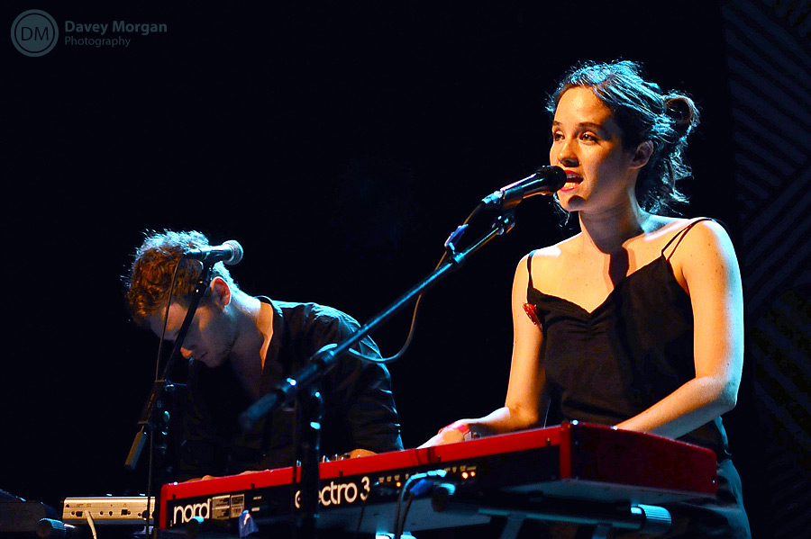 Ximena Sariñana live in concert | Davey Morgan Photography