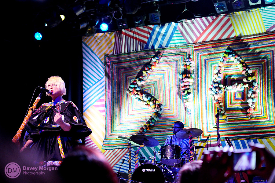 Sia in concert at the Variety Playhouse in Atlanta, GA | Davey Morgan Photography