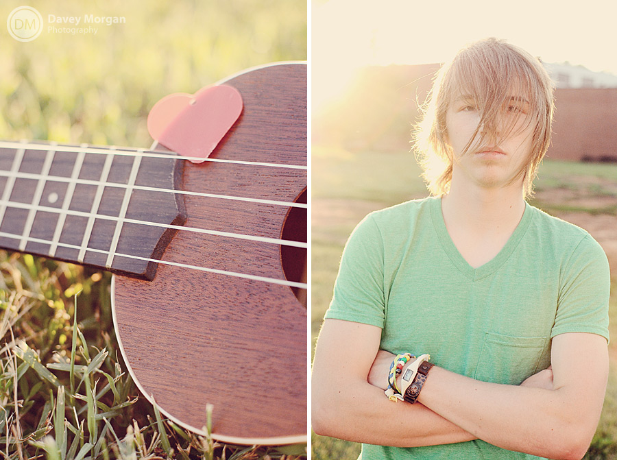 Lanikai Ukulele, downtown Greenville, SC | Davey Morgan Photography