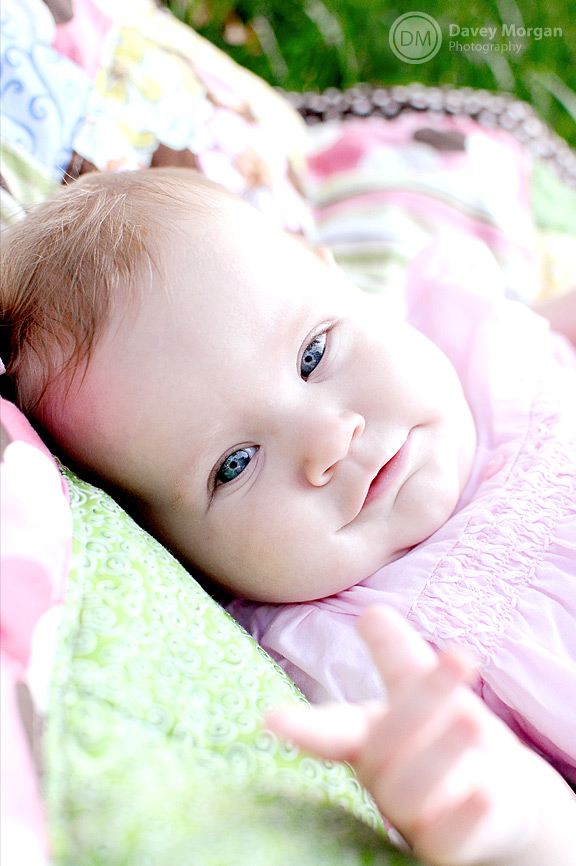 Greenville, SC Baby Photographer | Davey Morgan Photography