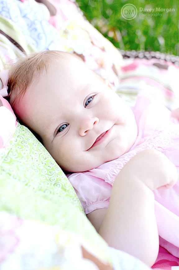 Greenwood, SC Baby Photographer | Davey Morgan Photography
