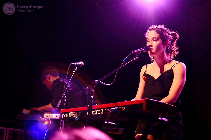Pictures of Ximena Sariñana | Davey Morgan Photography