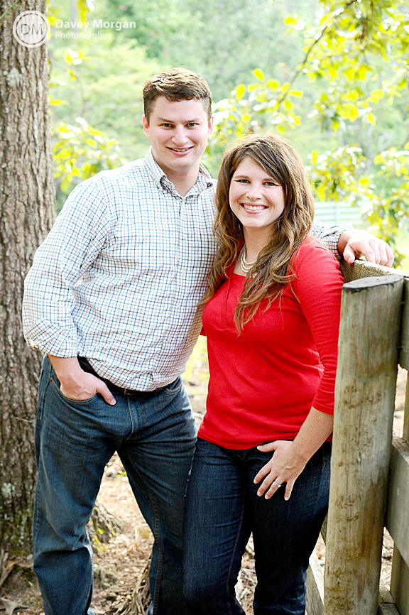 Engagement Photographer | Davey Morgan Photography