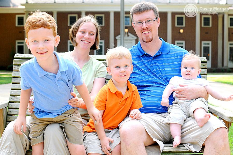 Greenwood, SC Family Photographer | Davey Morgan Photography