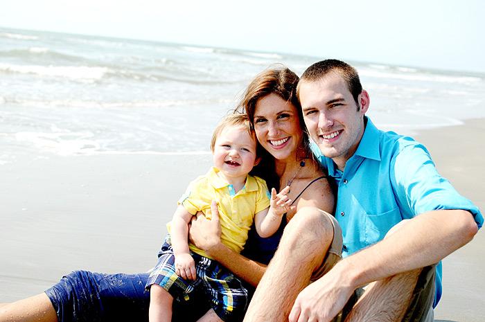 Family Photographer in Charleston, SC | Davey Morgan Photography