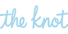 The Knot wedding reviews logo