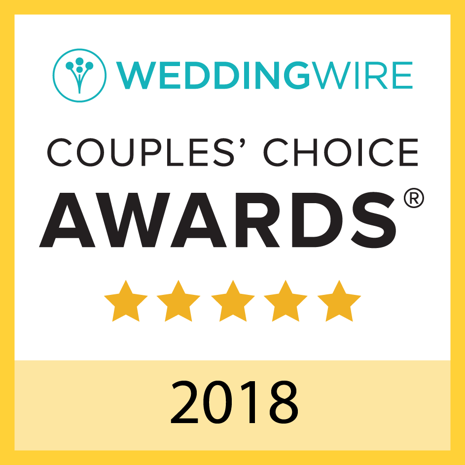 WeddingWire Couple's Choice Awards 2018