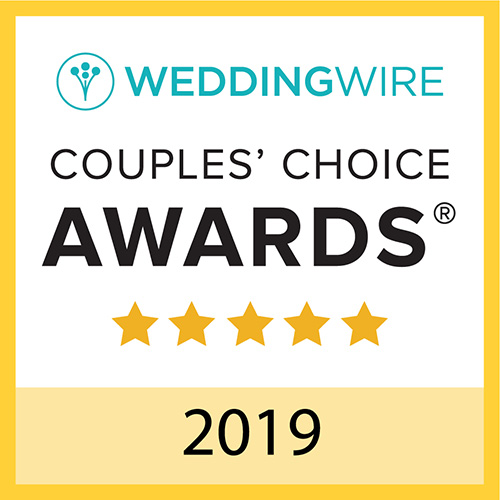 WeddingWire Couple's Choice Awards 2019
