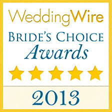 WeddingWire Bride's Choice Awards 2013