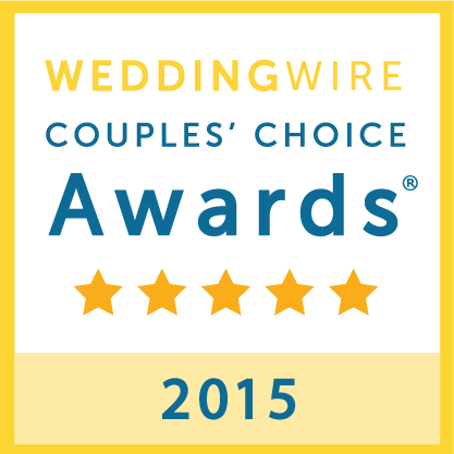 WeddingWire Couple's Choice Awards 2015